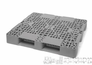 Универсальный пластиковый паллет 1200x1000