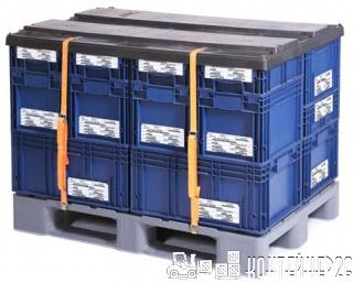 Комплектующие к универсальным пластиковым контейнерам