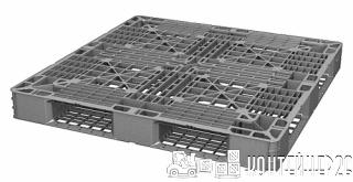 Легкий пластиковый поддон для биг-бэгов 1105x1105