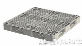 """Легкий пластиковый поддон для """"биг-бэгов"""" 1050x1050"""