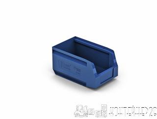 Складской лоток 250x150x130 синий