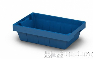 Полимерный контейнер 490x330x140