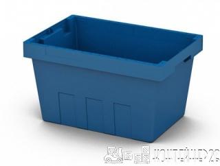 Полимерный контейнер 490x330x280