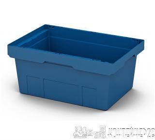 Вкладываемый контейнер 600x400x270