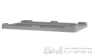 Крышка контейнера iBox 1200x800