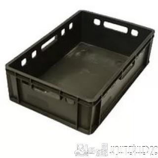 Ящик для мяса Е1 черный