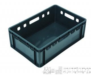 Ящик для мяса Е2 черный
