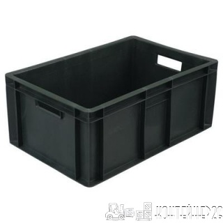 Ящик для мяса Е3 черный