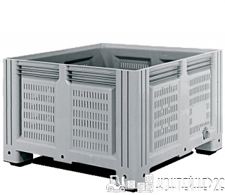Пластиковый контейнер iBox 1130x1130x760