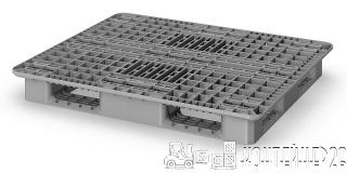 Универсальный пластиковый паллет 1300x1100
