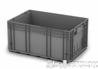 Пластиковый контейнер 600x400x280