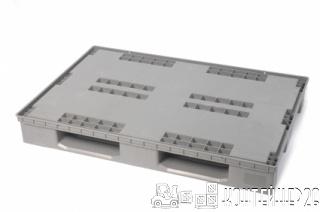 Паллет-основание разборного контейнера PolyBox 1200х800
