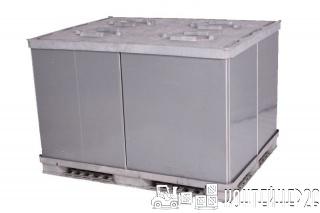 Разборный пластиковый контейнер PolyBox 1450х1125х900