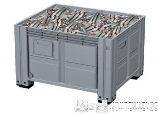 Пластиковый контейнер для рыбы iBox 1200х1000