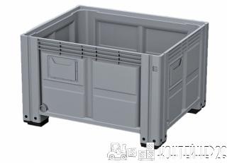 Цельнолитой пластиковый контейнер iBox 1200х1000