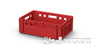Ящик для мяса и колбасных изделий Е2